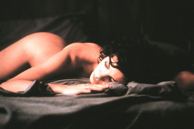 Patricia Llaca en La habitacion Azul