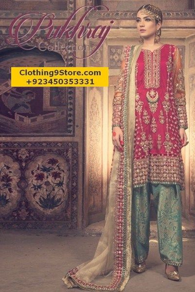 Pak Dresses 2018 Collection New Designes