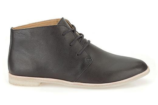 Desert boots.