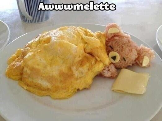 Awwmelett!