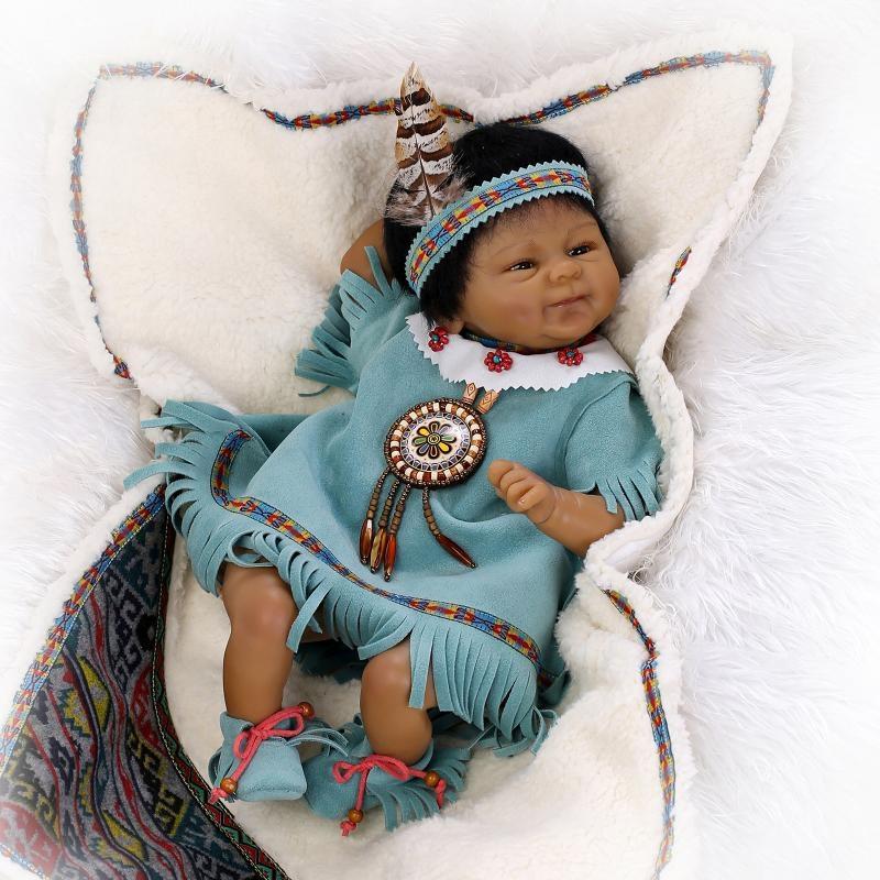 103.99$  Watch now - http://ali63h.worldwells.pw/go.php?t=32741675599 - Realistic New Born Infant Silicone Reborn Baby Dolls for Sale Adora Doll Kids Toys Bebe Girls Reborn Boneca Menina tsum tsum 103.99$