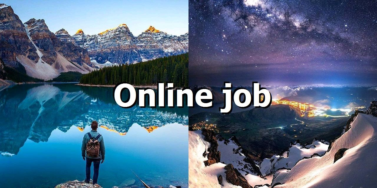 Earnings Online work, Online jobs, Online
