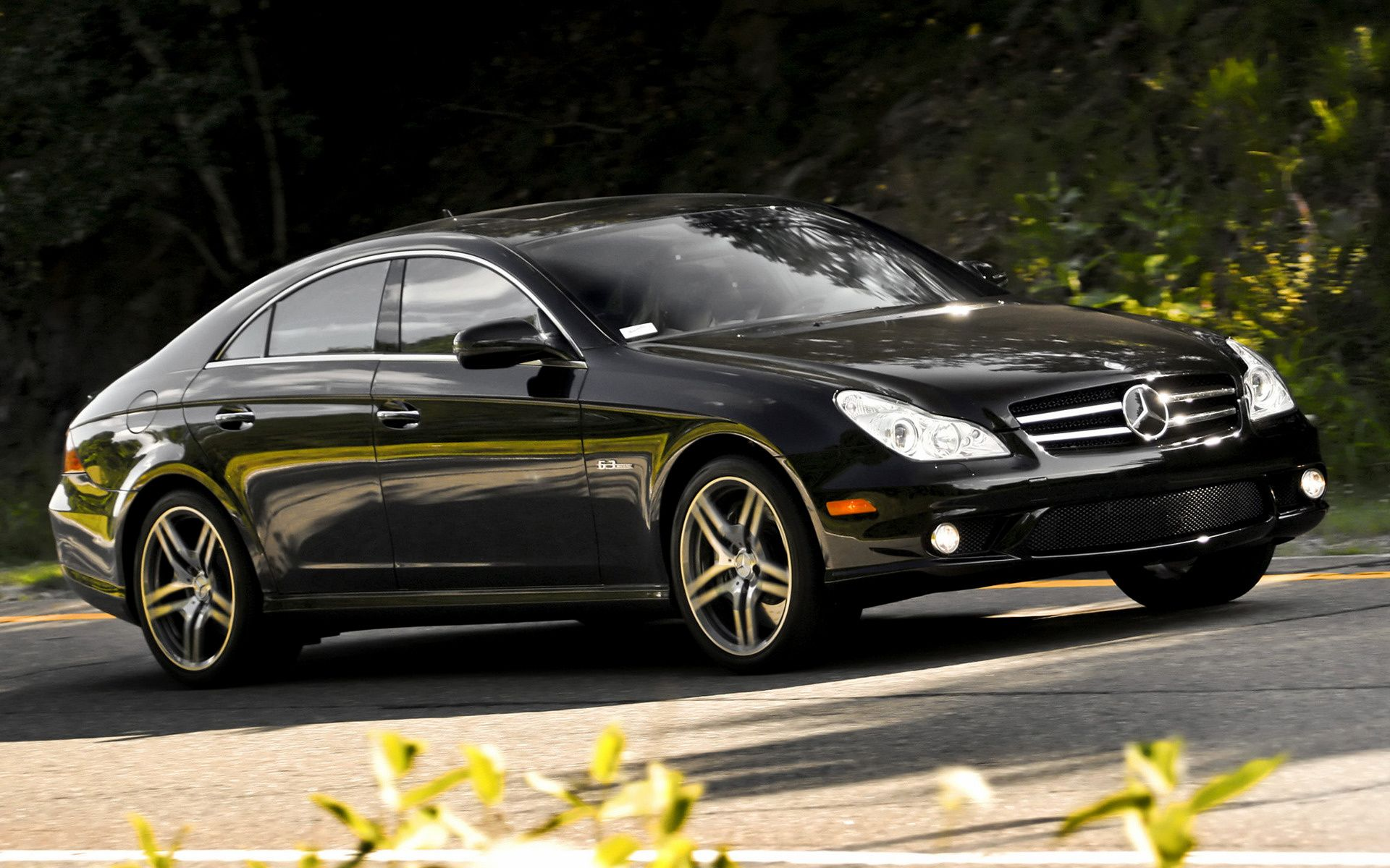 Mercedes Benz Cls 63 Amg 2008 Us Wallpapers And Hd Cls 63 Amg