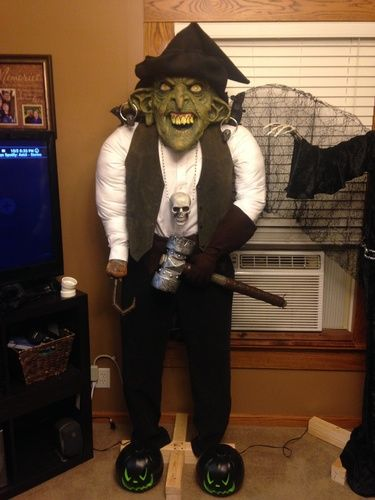 Pirate Troll-003jpg My halloween props Pinterest - my halloween decorations