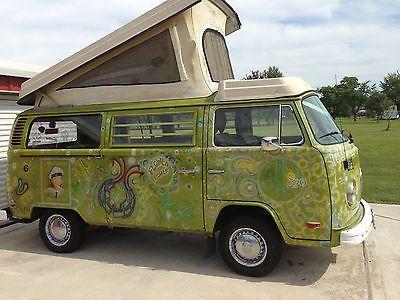 1977 Vw Westfalia Van For Sale 5 200 In Pasadena Texas On 2 2 2014 Vw Westfalia Westfalia Van Van For Sale