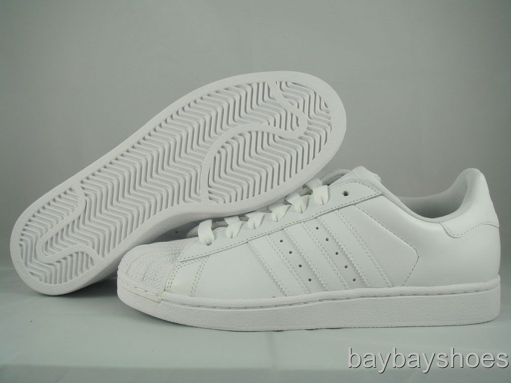 adidas superstar 2 white