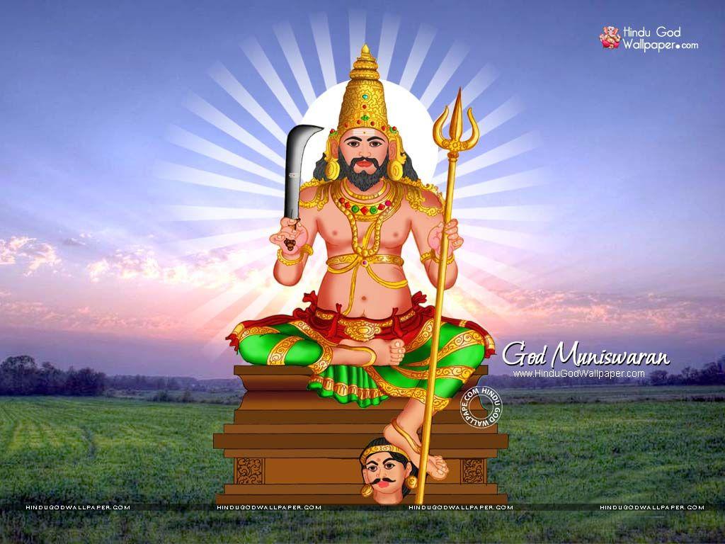 lord muneeswaran hd
