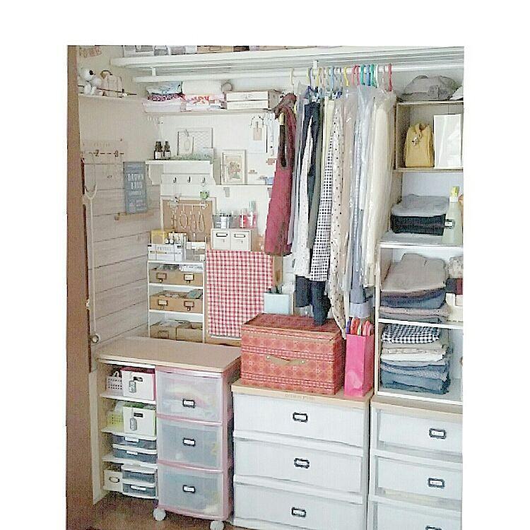 36d3d37951 部屋全体/クローゼット/DIY 飾り棚/雑貨/インスタグラム nami12anzu ...