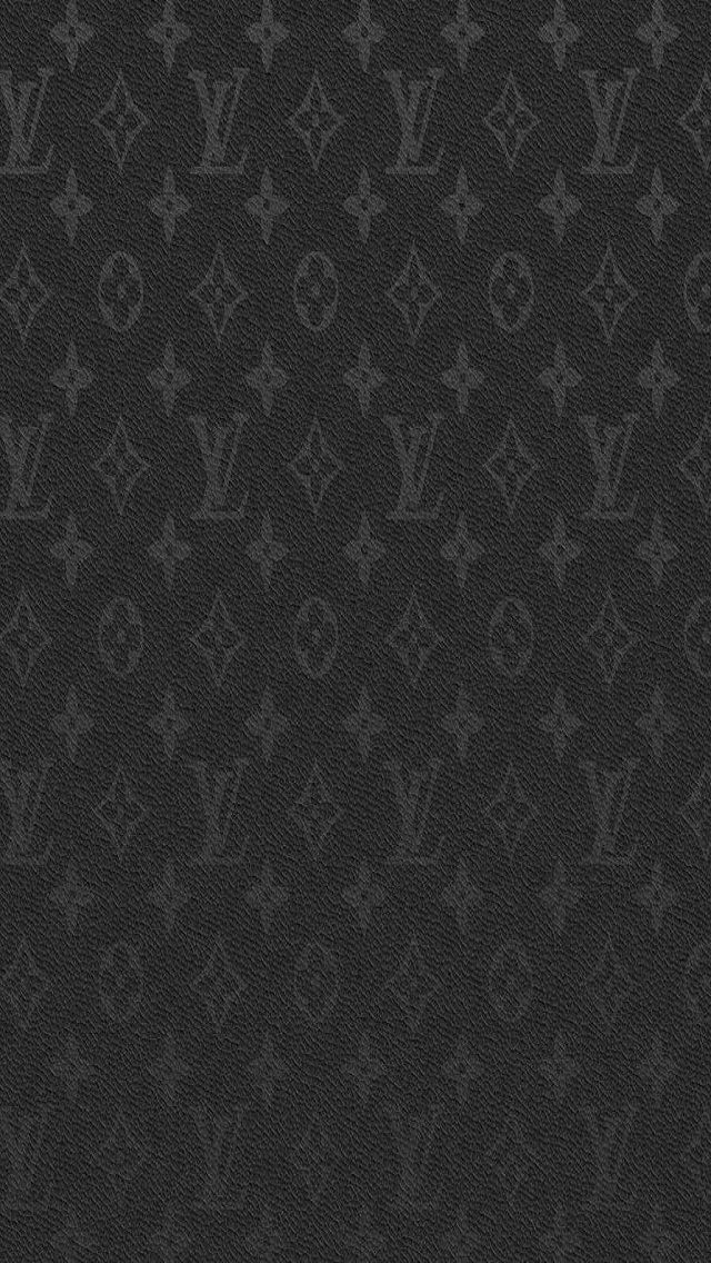 iPhone 5 Wallpapers louis v. leather Louis vuitton