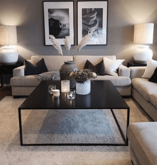 25 Minimalist And Modern Apartment Living Room Design Ideas Eweddingmag Home Apartment Living Room Design Living Room Decor Apartment Cozy Living Room Design