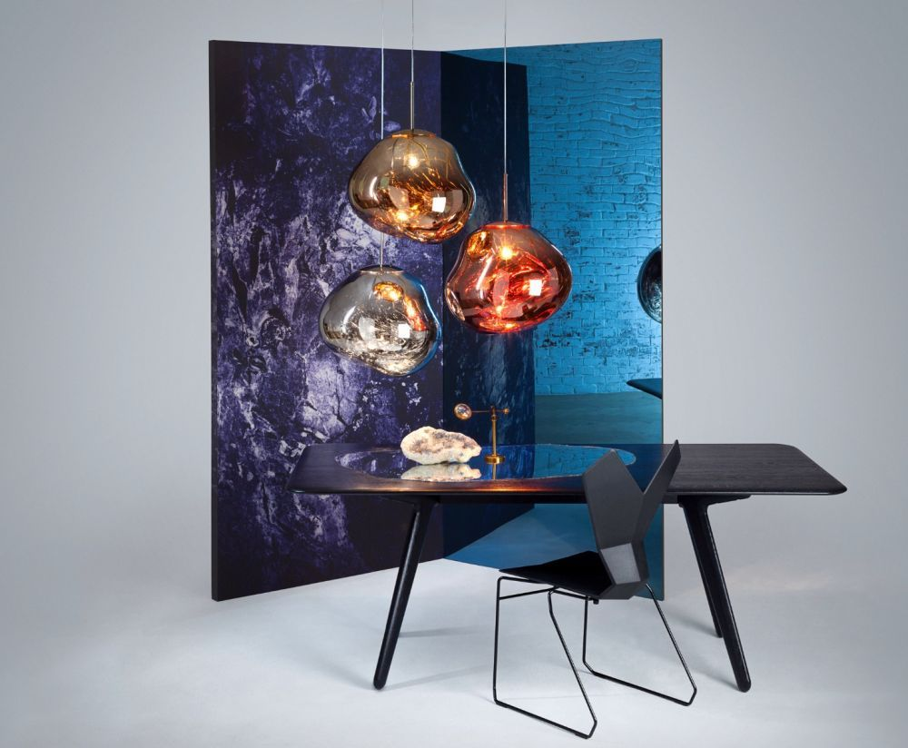 Melt Pendant Gold Pendant Lights Lighting Shop Tom Dixon Melt Tom Dixon Milan Design Week