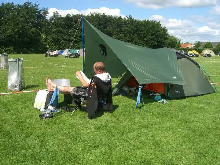 Tarp and dome tent setup. & Tarp and dome tent setup. | Camping | Pinterest | Dome tent and Tents