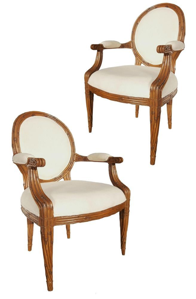 Asian style wing chair faux bamboo femdom creampie spanking