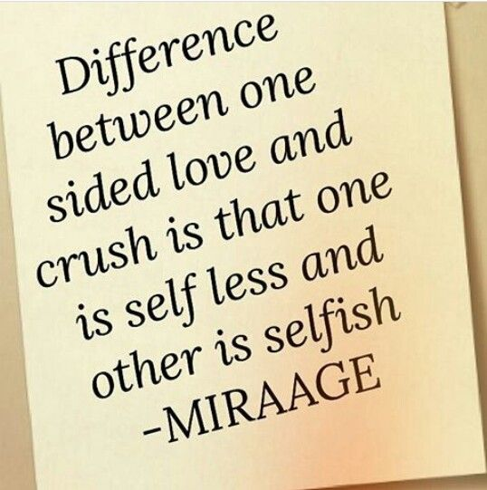 Crush One Side Quotes Love Pictures Www Picturesboss Com