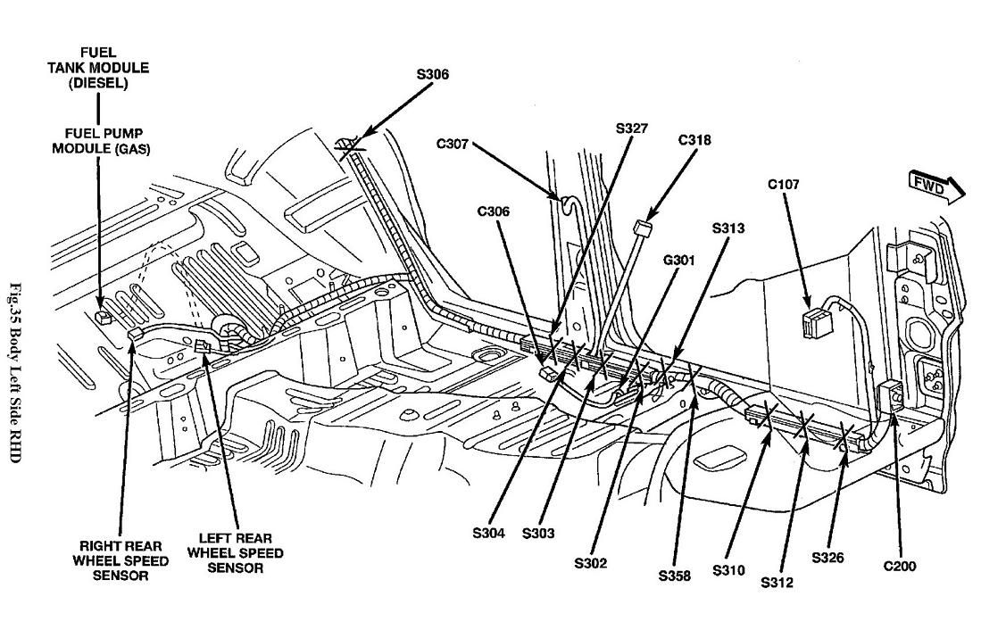 1999 jeep wrangler o2 sensor location wiring diagrams