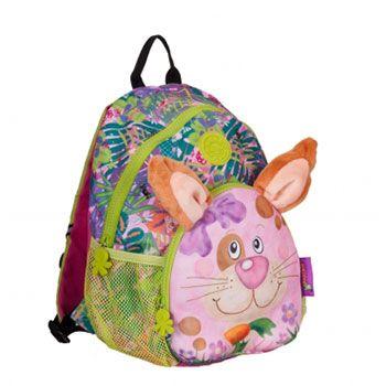 "93bc8e23992 Okiedog Τσάντα προσχολική ""Rabbit"" | Σχολικές Τσάντες Okiedog 2016 ..."