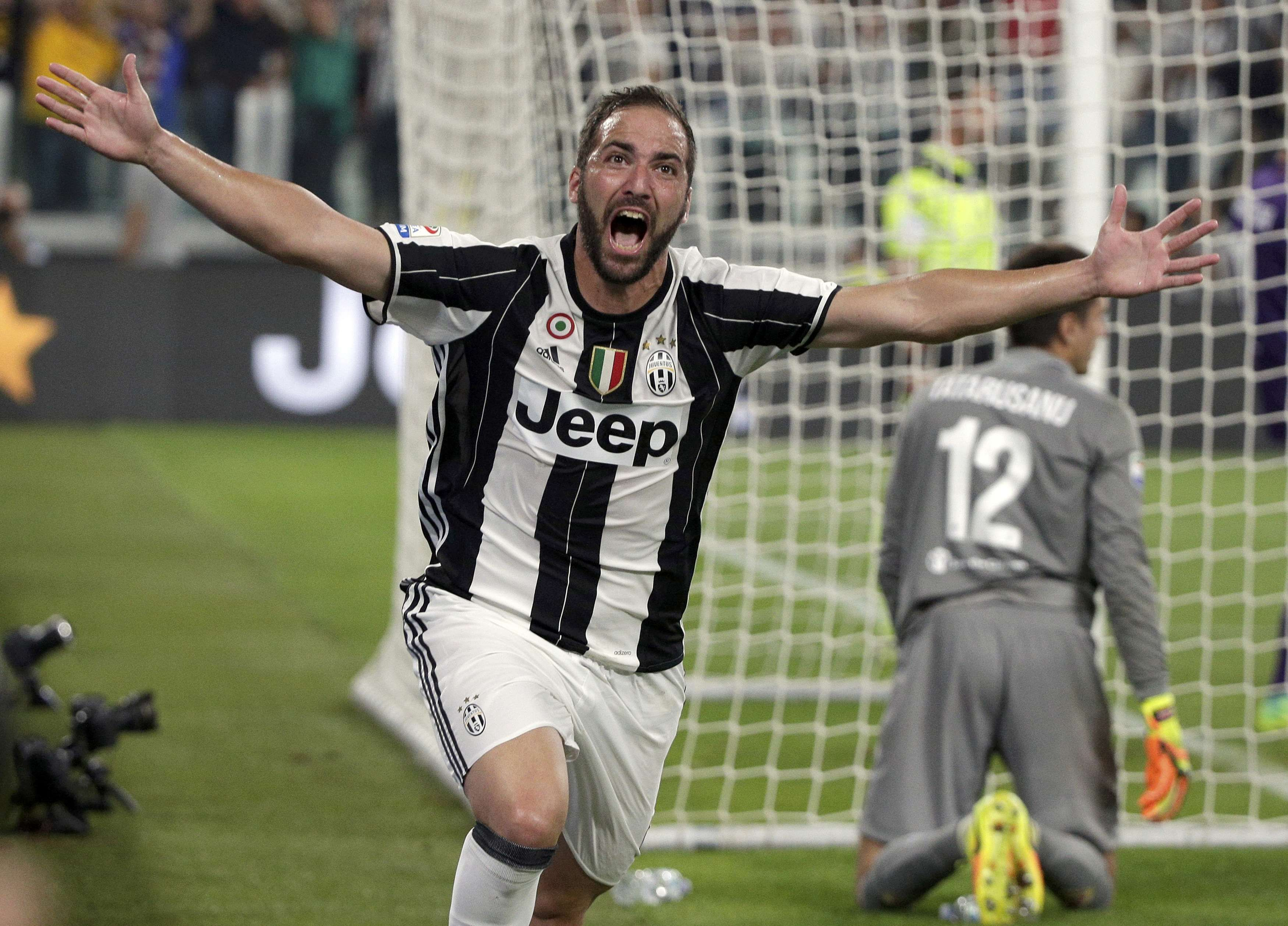 Higuain (Juventus)