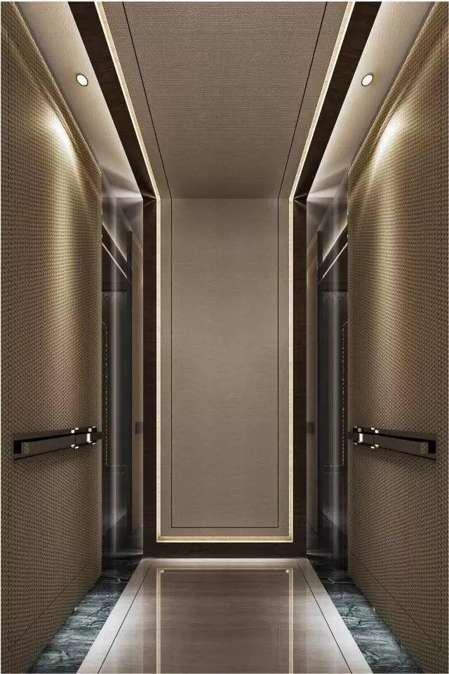 640 960 Interior: elevator cabin design
