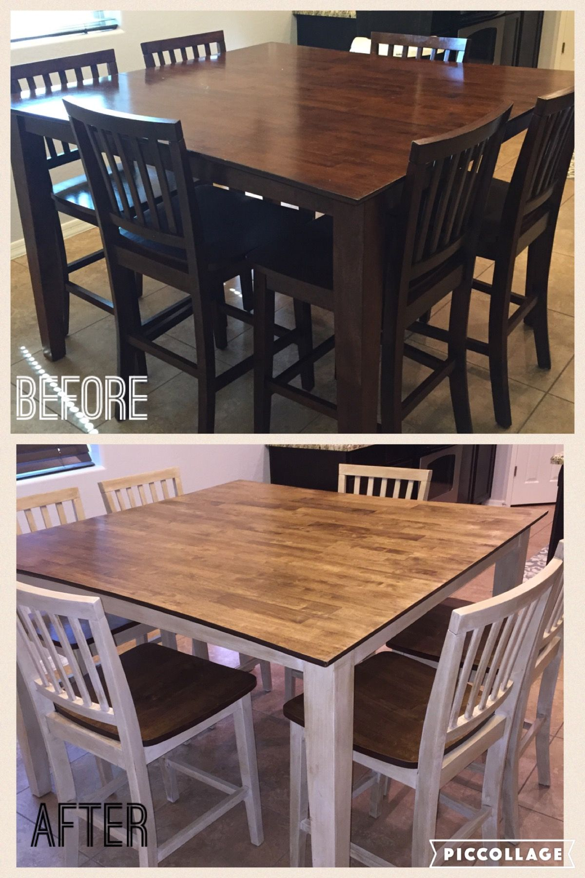 Sala De Jantar Refurbished Kitchen Tables Diy Dining Room Table