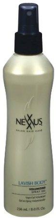 Amazon.com: Nexxus Lavish Body Volumizing Spray Gel, 8 Fluid Ounce: Beauty 13.99