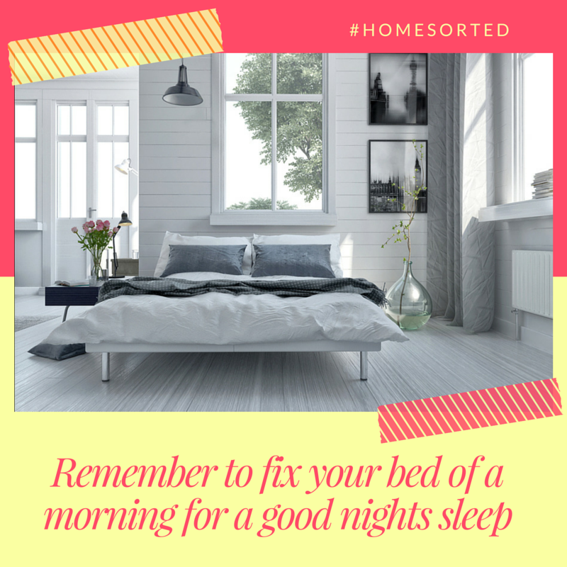 Bedroom advice #homesorted