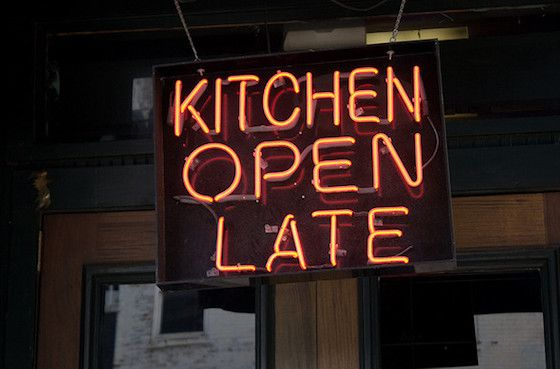 Rest of the best 2013 the top 10 late night restaurants for Late night restaurants