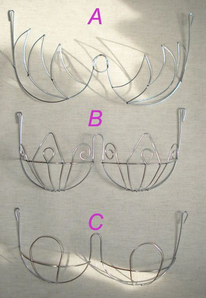 headdress frames and bases - Google Search   costume and fashion ...