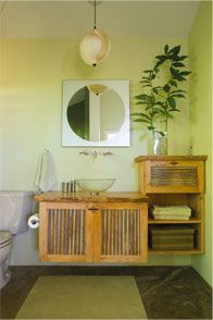 Indoorlivingbathroom