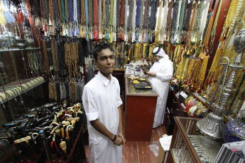 Souq-Waqif in Doha