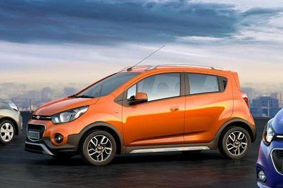 India Spec New Chevrolet Beat Revealed Car News Budget