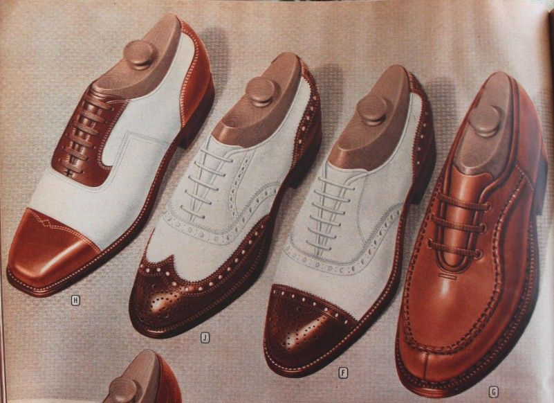 1940s Shoes for Men: History and Buying Guide