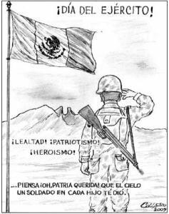 Dia Del Ejercito 2009 Ejercito Mexicano Ejercito Soldados Mexicanos
