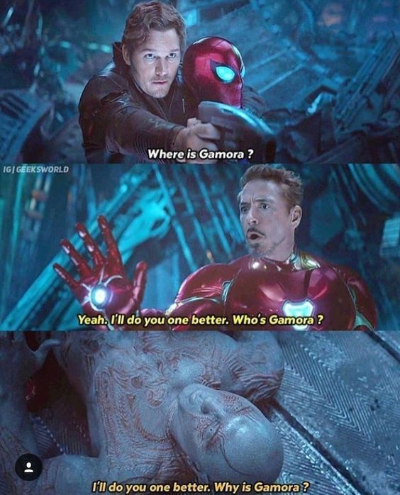 2019 Most Impressed Avengers Memes Love you 3000 – Blog do Armindo