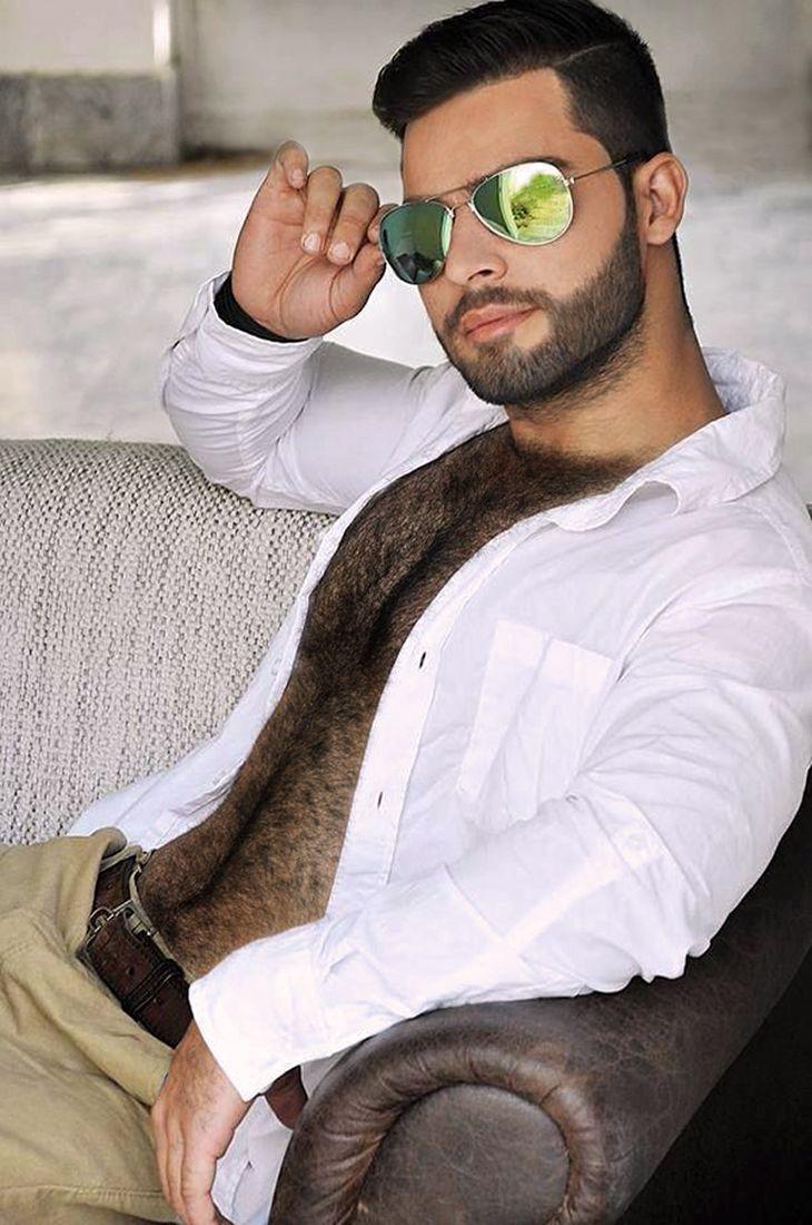 men arab Hairy gay