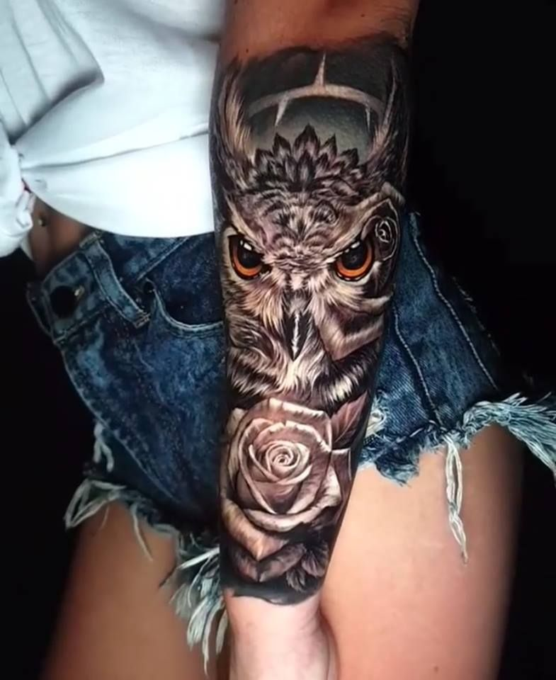 22 So Cool Tattoo Ideas For Women And Men 2019 Arm Tattoos For