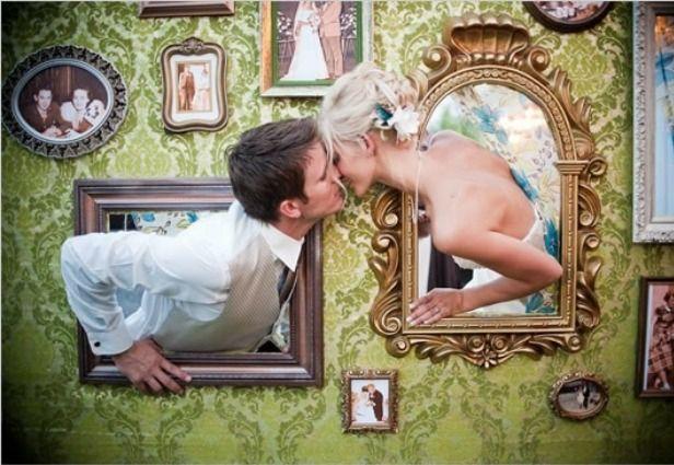 beijo - quadro