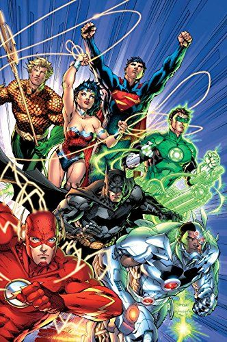 Absolute Justice League: Origin DC Comics