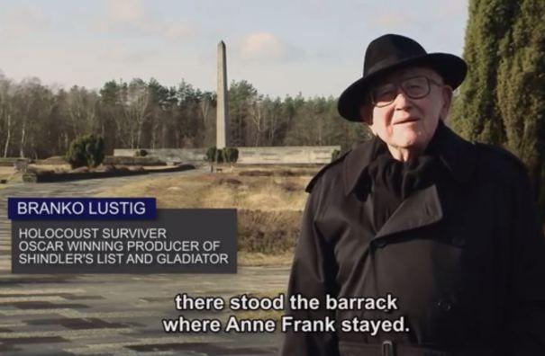 Holocaust Film Gets Secret Screening In Gaza