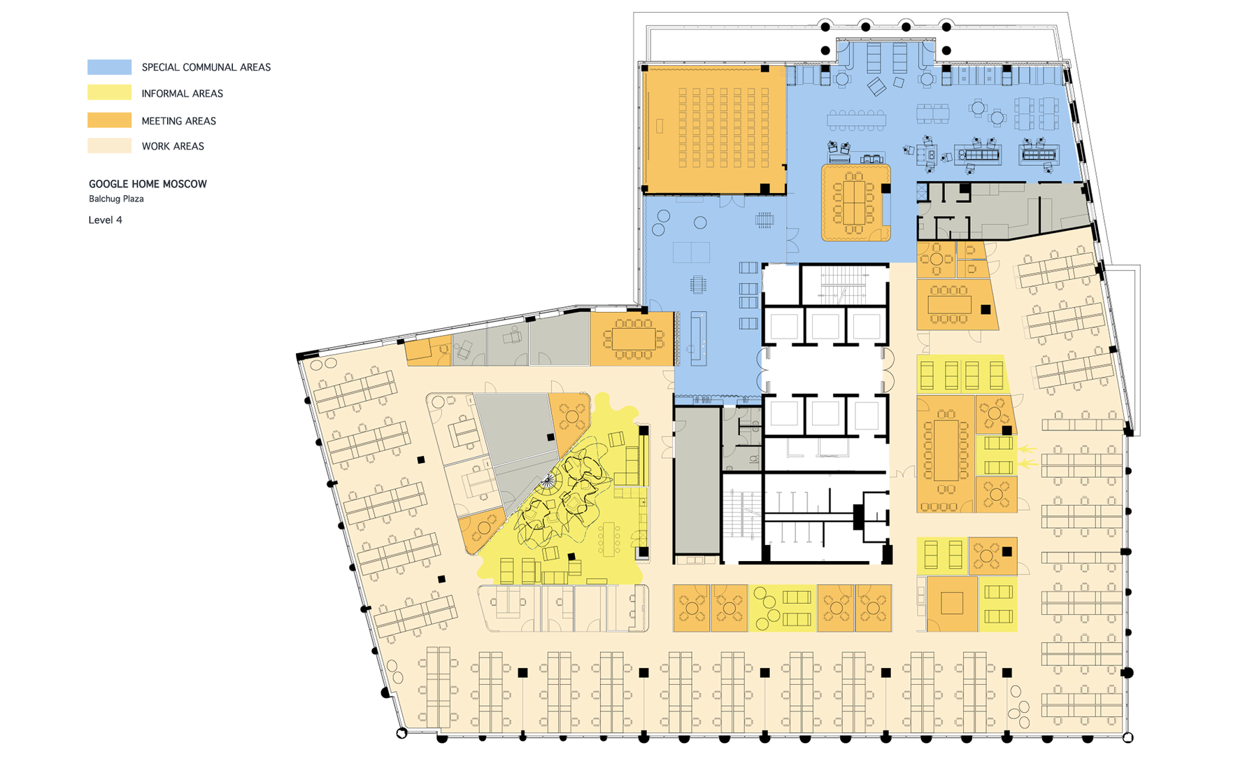 Google floor plan floor plan level 4 plan 1800 1105 workplace pinterest google Google floor plan
