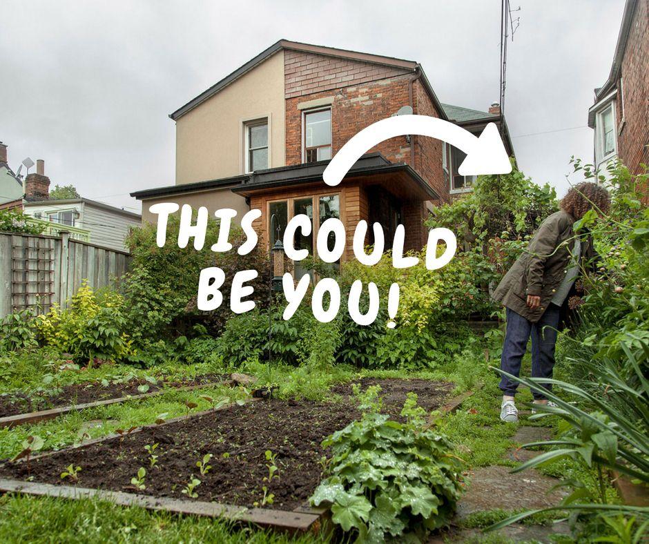 Urban Gardening: Share Your Unused Backyard In Toronto