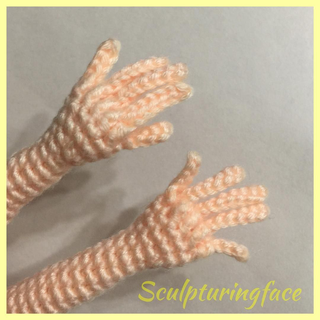 Crocheted the hands testing my own patterns for the patterns book crocheted the hands testing my own patterns for the patterns book amigurumi crochet bankloansurffo Image collections