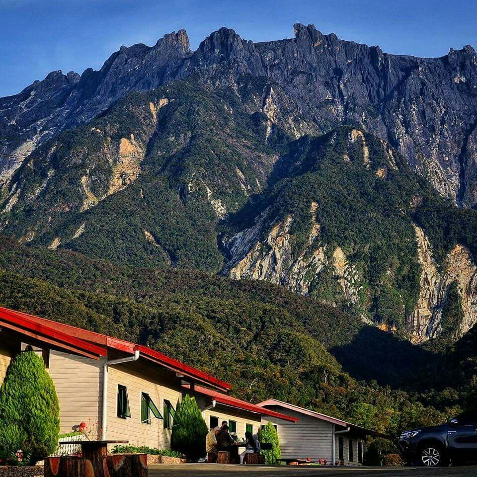 View From Philip Garden Chalet Kundasang Photo By