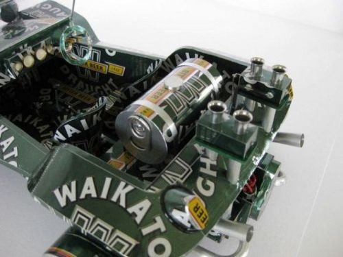 theTHROTTLE: Photos of detailed cars made from beer and soda cans : theTHROTTLE