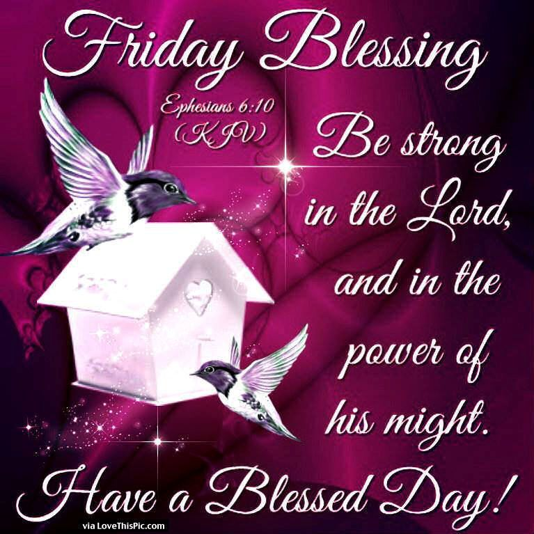 Image result for friday blessings