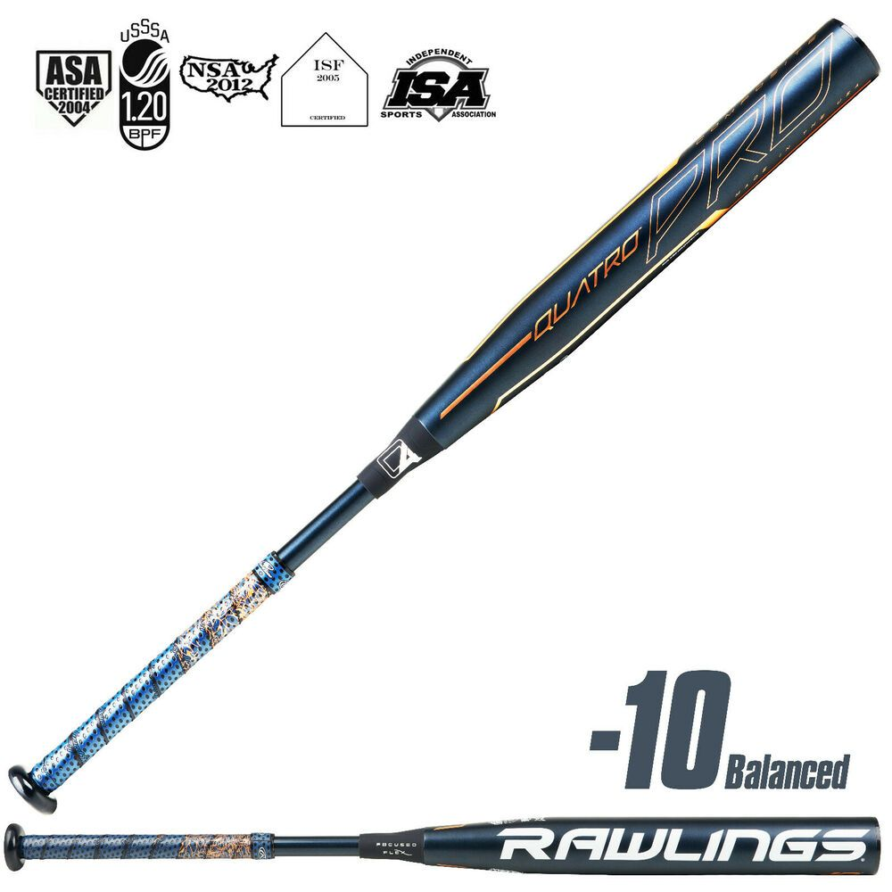 AdvertisementeBay 2020 Rawlings Quatro Pro Balanced Fastpitch