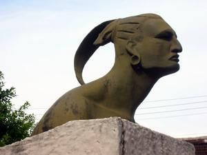 Hatuey- taino warrior - First Cuban Hero