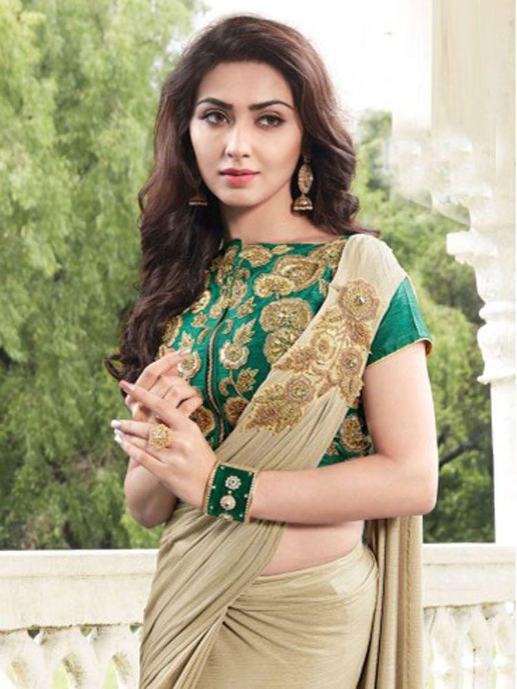 Designer Indian Bridal Wedding Engagement Saree Bollywood