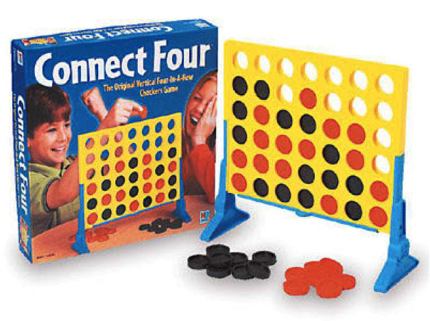 Five Winning Strategies To Master Connect 4 The Game Wiz Connect Four Childhood Games Connection