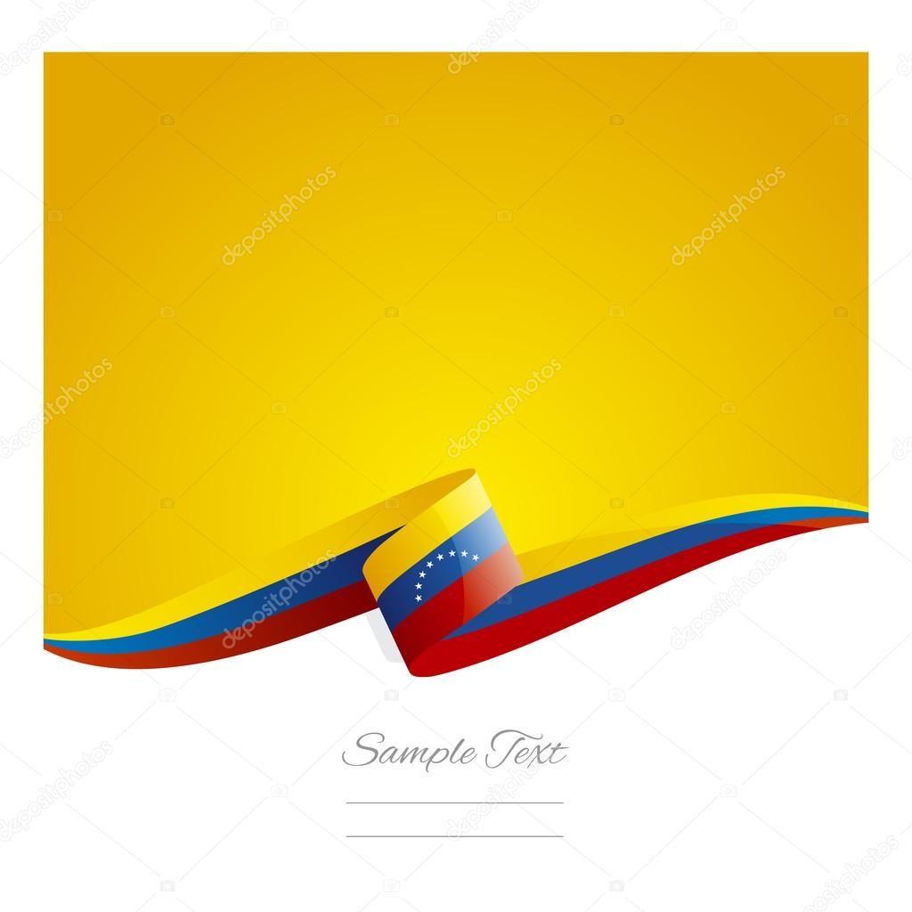 Nueva Cinta De Bandera De Venezuela Resumen Ilustracion De Stock 78896742 Caracas Image Image Bank