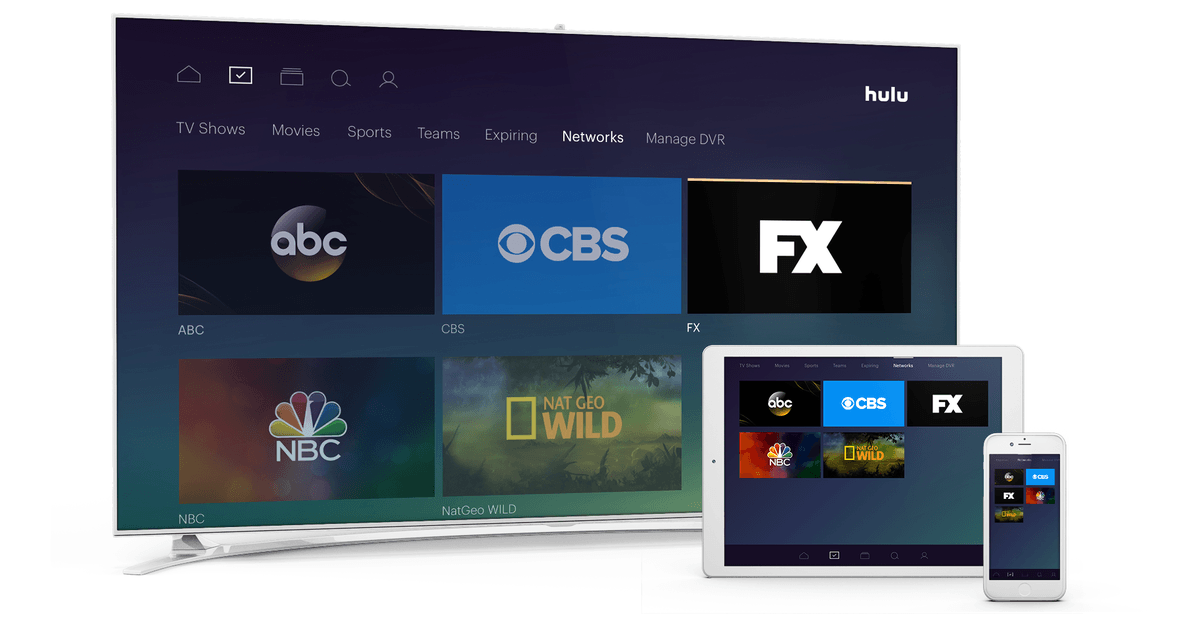 Hulu Launches Live TV Streaming Service With 50+ Channels